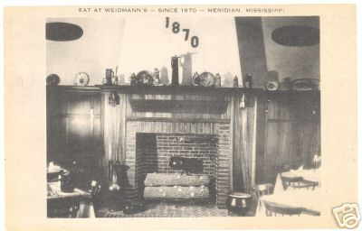 Weidmann's Fireplace