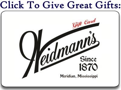 Give Weidmann's Gift Cards